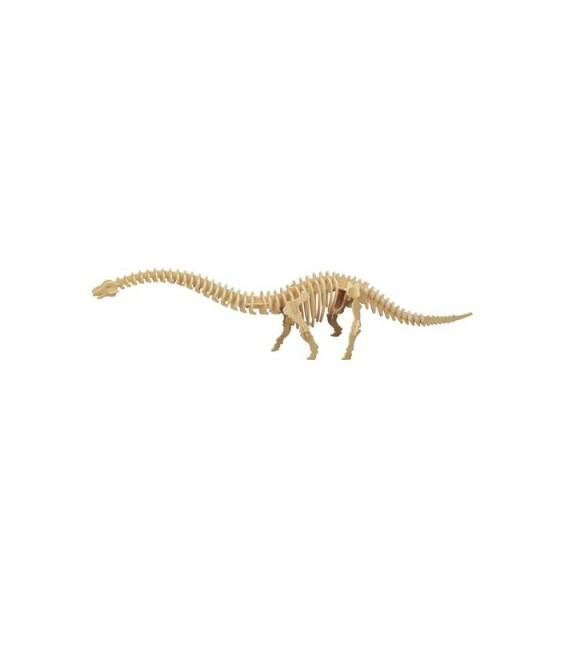 3D puzzle - dinosaury  DIPLODOCUS