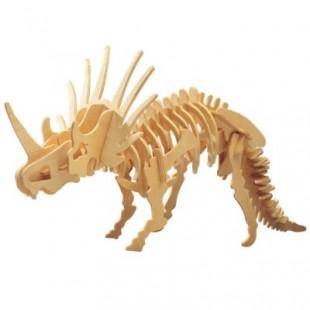 3D puzzle - dinosaury  STYRACOSAURUS