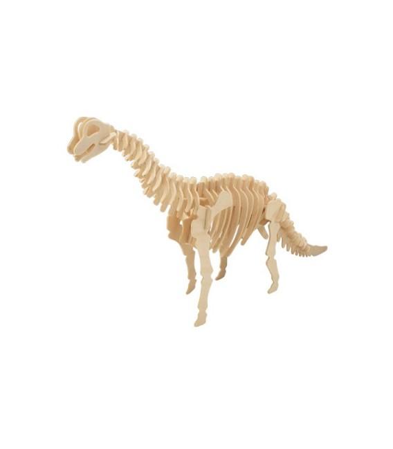 3D puzzle - dinosaury  BRACHIOSAURUS