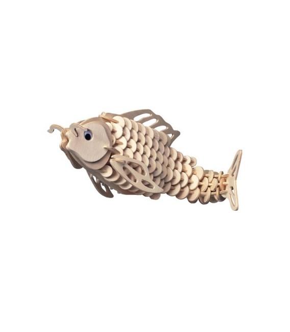 3D puzzle - zvieratá  KAPOR