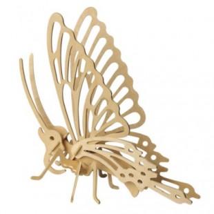 3D puzzle - hmyz  MOTÝĽ