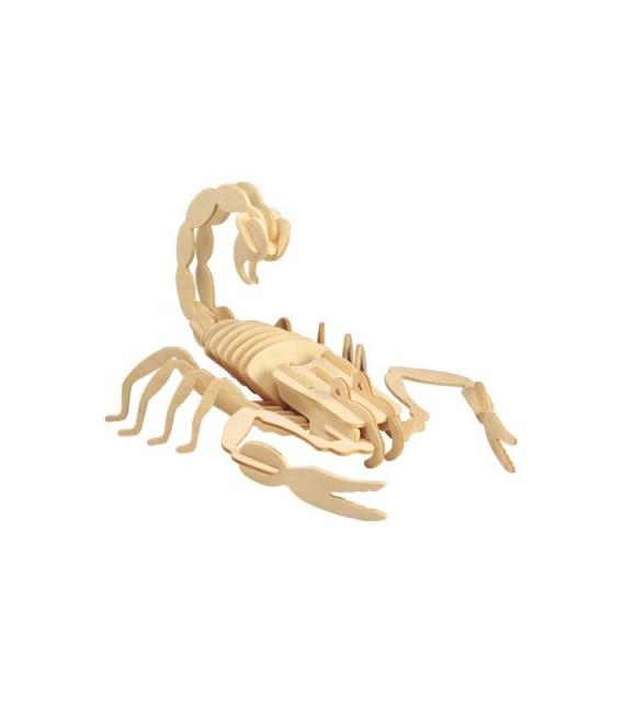 3D puzzle - hmyz  ŠKORPIÓN