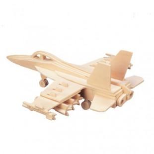 3D puzzle - lietadlá  STÍHAČKA F-18