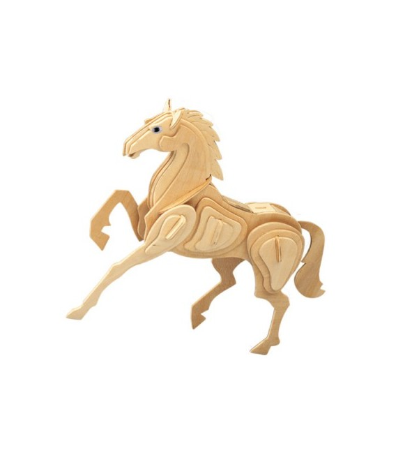 "3D puzzle - zvieratá Kôň ""E"""