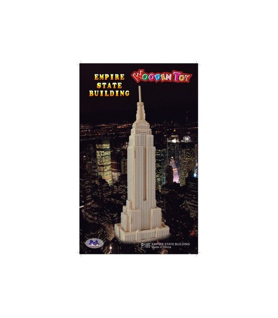 3D puzzle - budovy  EMPIRE STATE BUILDING