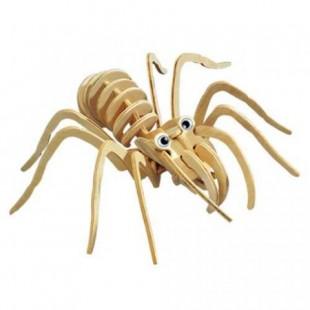 3D puzzle - zvieratá  TARANTULA