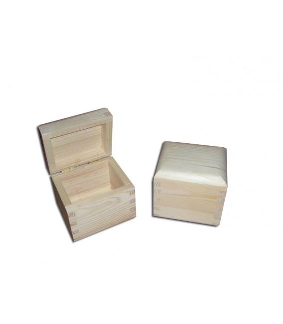 Krabička na čaj - 1 priehradková
