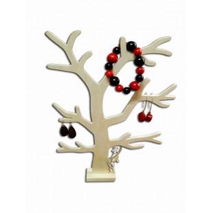 Stromček na náhrdelníky