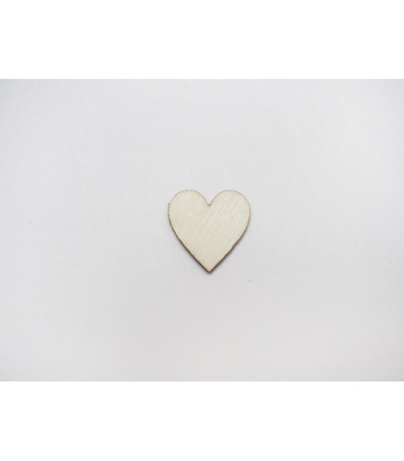 Srdce 17mm