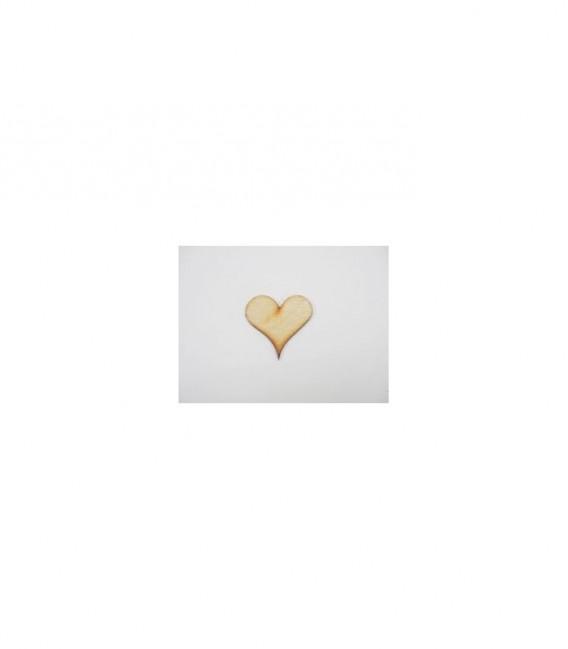 Srdce - zúžené