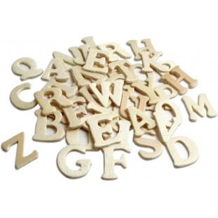 Písmená A-Z, čísla 0-9, tenké 3 mm