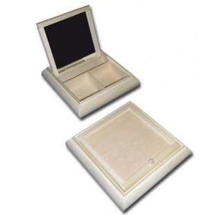 Šperkovnica (štvorcová) so zrkadlom
