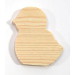 Drevené kuriatko (7cm)