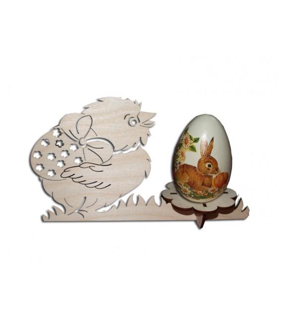 Podstavec na 1 vajíčko - kuriatko