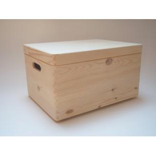 Krabica s otvormi 400x300