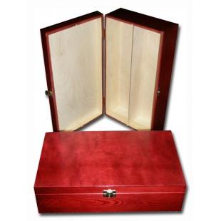 Krabička na 2 vína - farebná