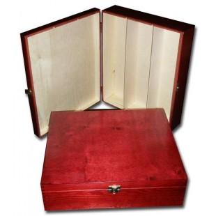 Krabička na 3 vína - farebná