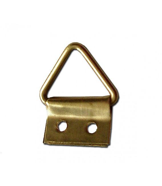 Trojuholníkový kovový záves13x15