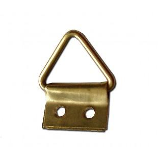 Trojuholníkový kovový záves 21x32