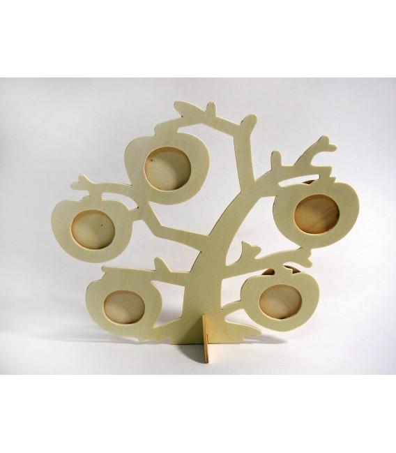 Rámik na fotky - stromček