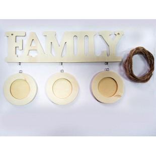 Rámik na fotky - FAMILY