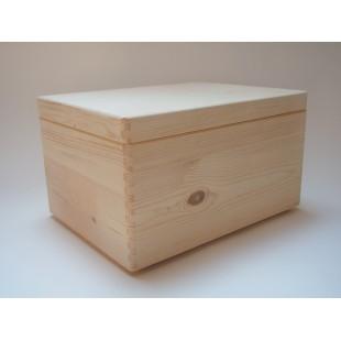 Krabica bez otvorov 400x300  - vyššia