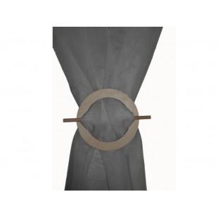 Upínač záclon - kruh