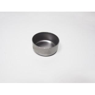 Kovová podstava pre čajovú svečku