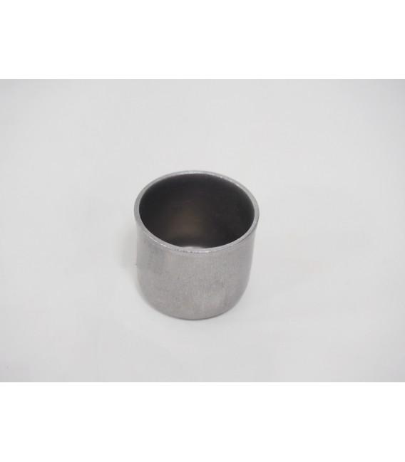 Kovová podstava pre jednoduchú svečku