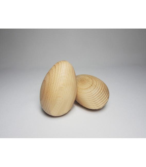 Drevené vajíčko (9cm)