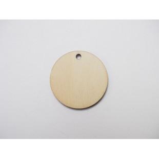 Náušnice - kruh 35mm