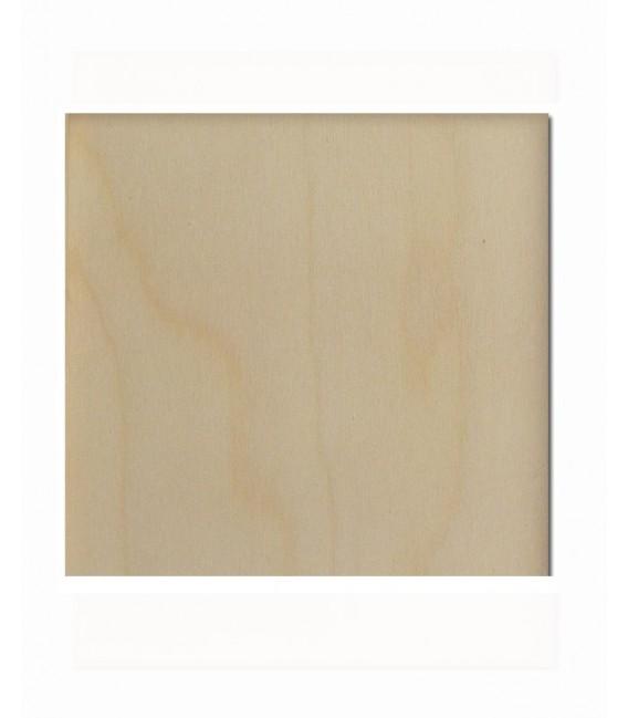 Drevená tabuľka 250x250
